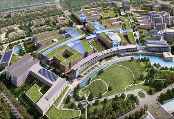 上海科技大学一期勘察、设计、施工、监理、分包等招标